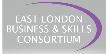 East London Business and Skills Consortium logo