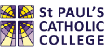 St Paul's Catholic College logo