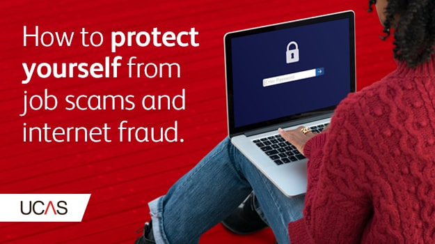 Job scams and internet fraud is increasing. Here are a few tips on how to protect yourself…